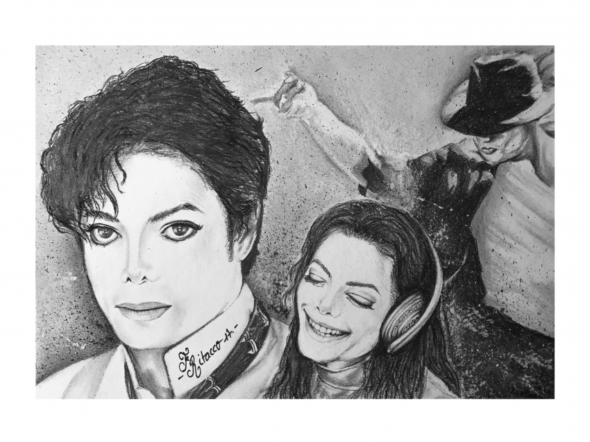 Michael Jackson by CreativPortrait